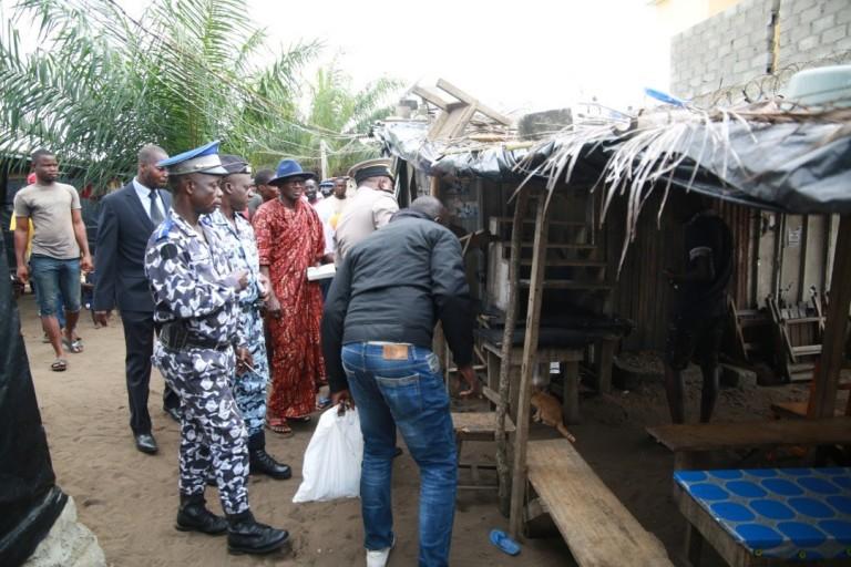 Le drame d' Abatta a endeuillé des familles