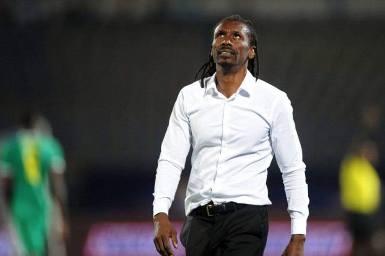 Aliou Cissé demeure à la tête de la sélection du Sénégal