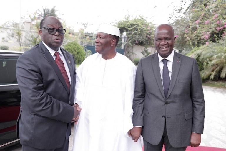 APF, Amadou Soumahoro élu président