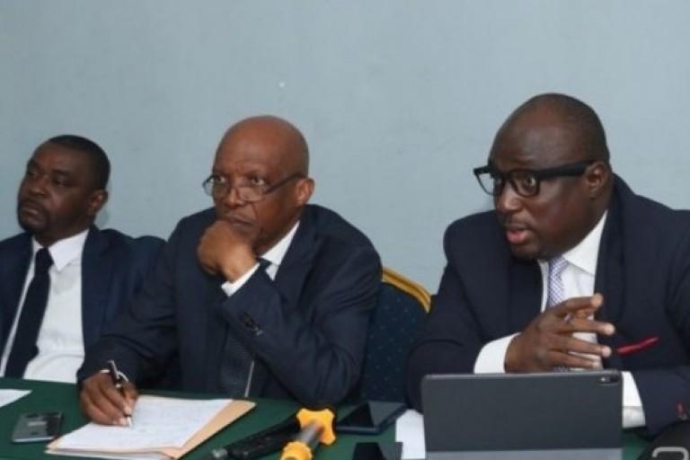 Les avocats de Noël Akossi Bendjo ont dénoncé des manquements grave  qui ont émaillé son procès.
