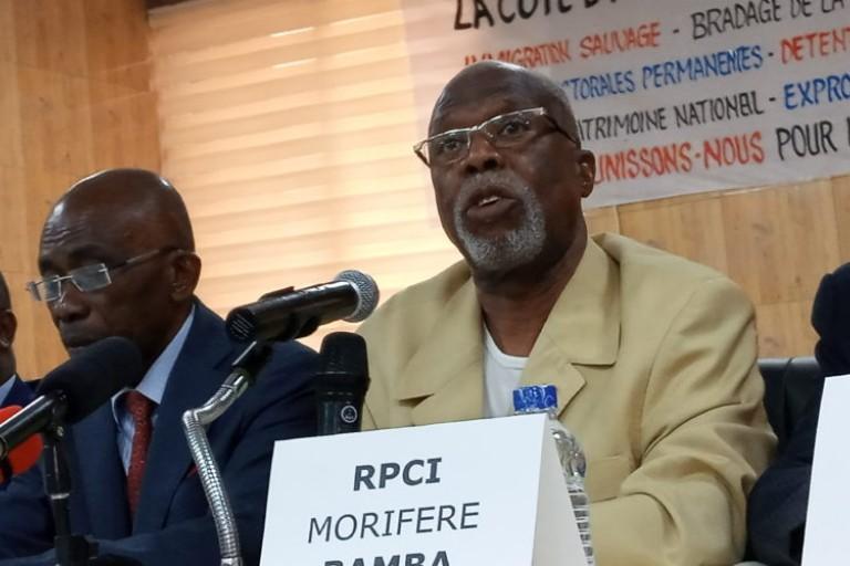 Bamba Moriféré échappe à un enlèvement