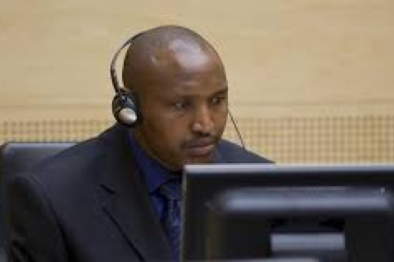 Bosco N'Taganda, ancien chef rebelle Congolais a été reconnu par le CPI de crime de guerre et de crime contre l'humanité.