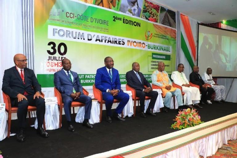 Les échanges commerciaux entre la Côte d'Ivoire et le Burkina en hausse