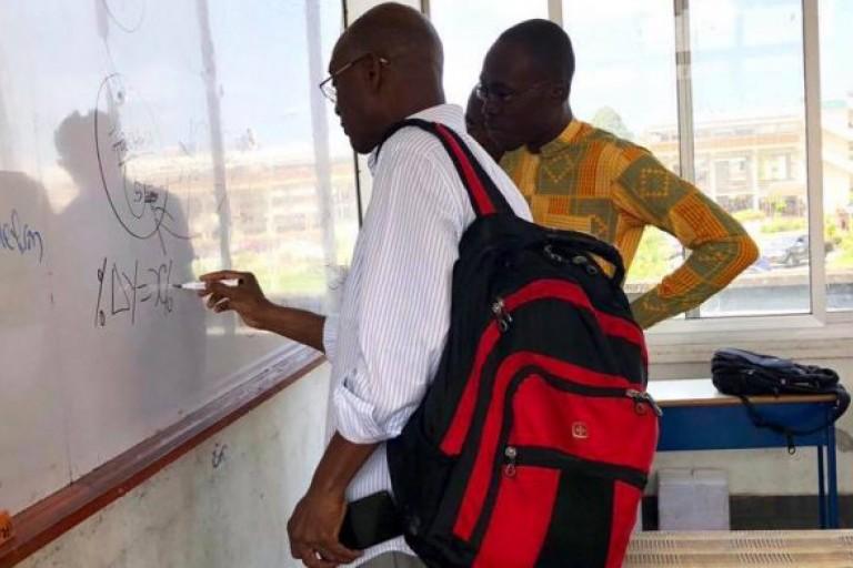 Le plaidoyer de Mamadou Koulibaly pour les Universités