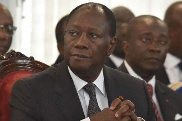 Ouattara appelé à opter pour une transition en Côte d'Ivoire en 2020