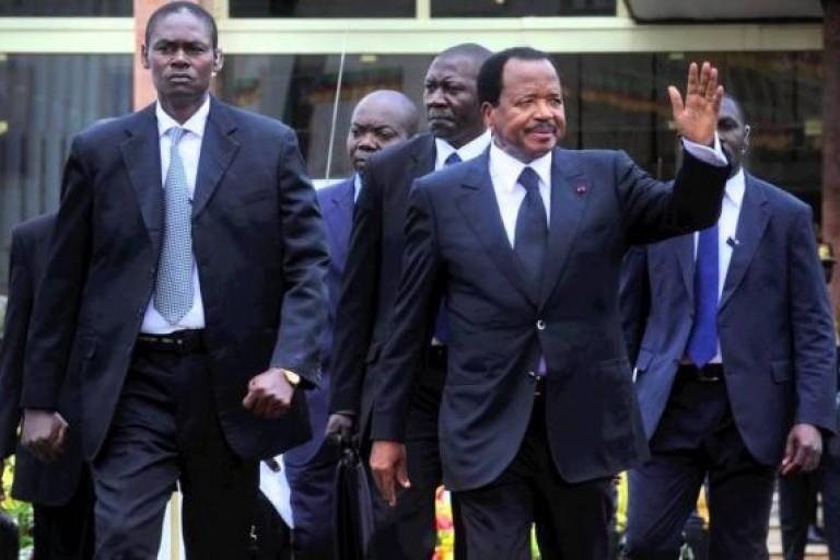 Des gardes du corps de Paul Biya condamnés
