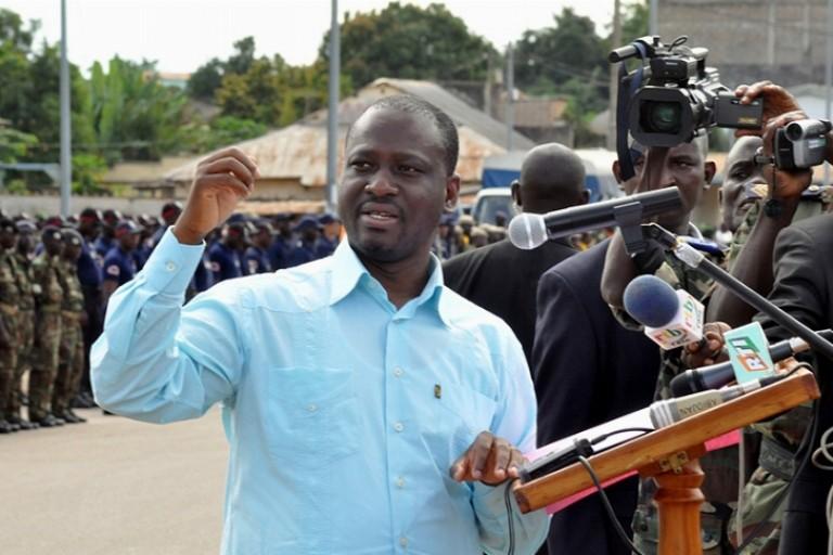 Guillaume Soro, un meeting annoncé à Port-Bouët