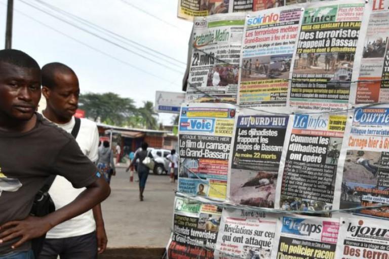 Titrologie : Revue de la presse ivoirienne du 18 janvier 2020