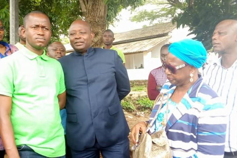 Valentin Kouassi, proche d'Henri Konan Bédié, détenu à la gendarmerie d'Agban