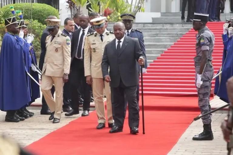 La santé d' Ali Bongo, un sujet tabou au Gabon