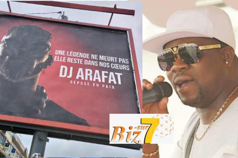 Arafat dj est une legende
