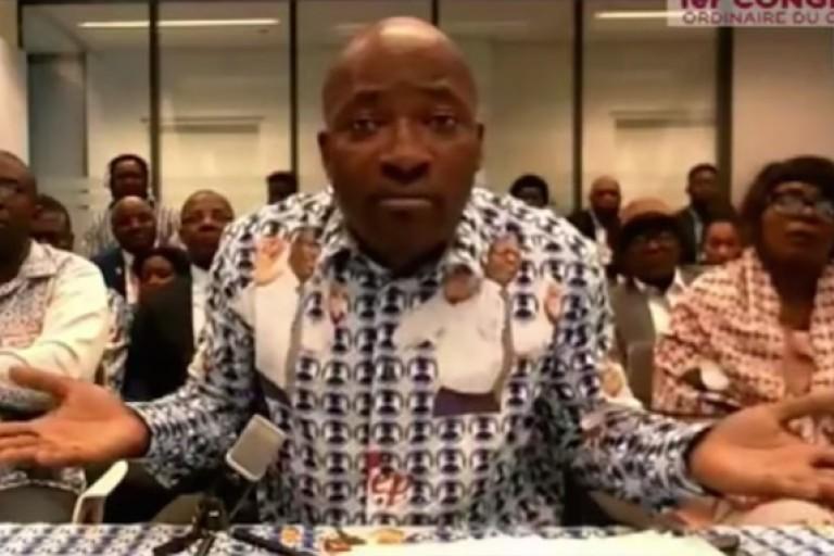 Charles Blé Goudé « Je ne suis pas Gbagbo... »