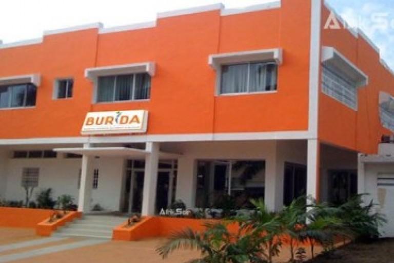 Le siège du Burida à Abidjan