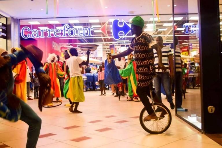Carrefour va ouvrir de nouveaux supermarchés.