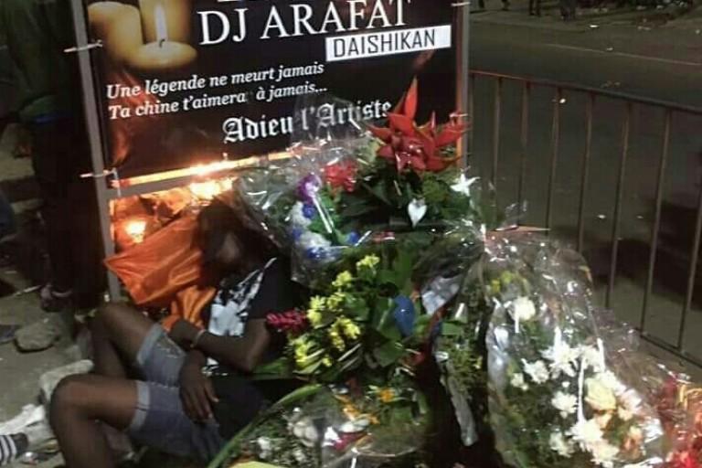 Le décès d'Arafat dj affecte plus d'un
