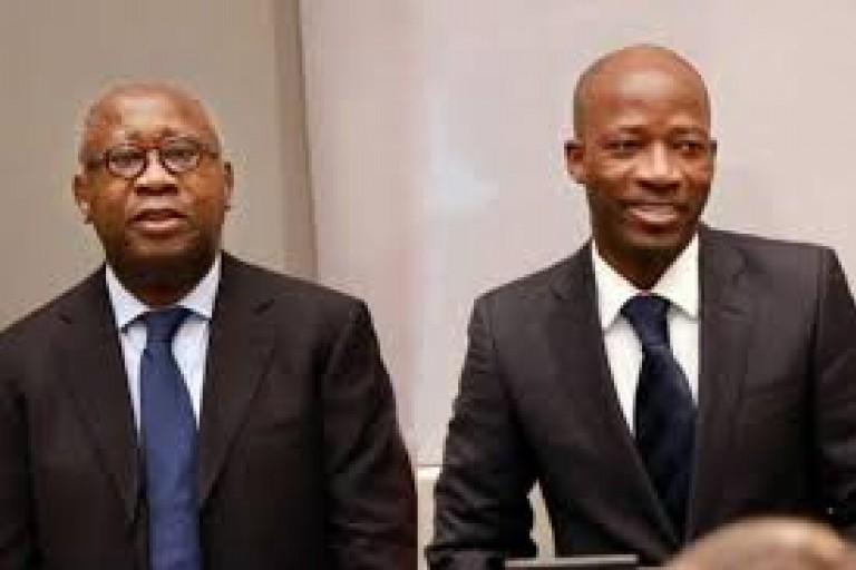 Laurent Gbagbo et Blé Goudé attendent la fin de leur procès
