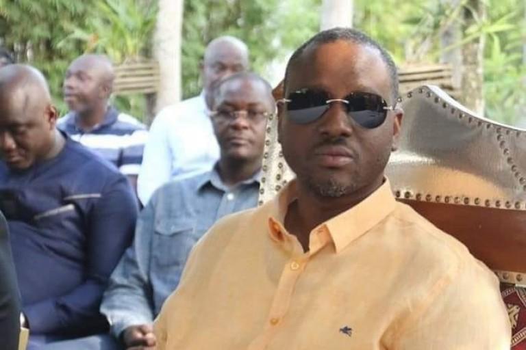 Guillaume Soro, président du Parlement ivoirien
