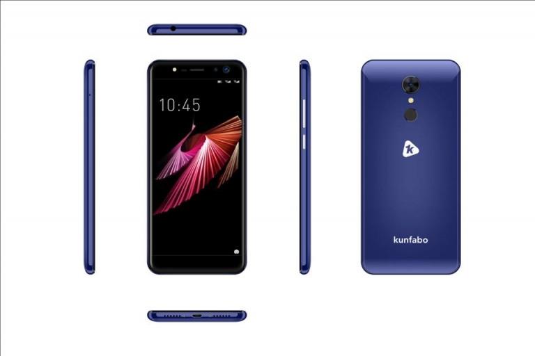 Le smartphone africain Kunfabo arrive.