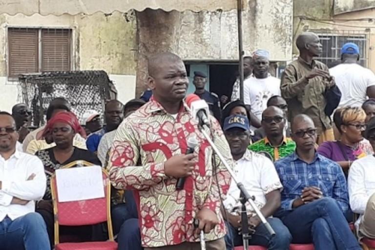 Soro Kanigui « Ouattara partira en 2020 »