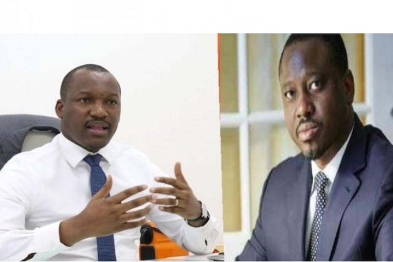 Mamadou Touré, directeur exécutif du Rhdp en charge de la communication