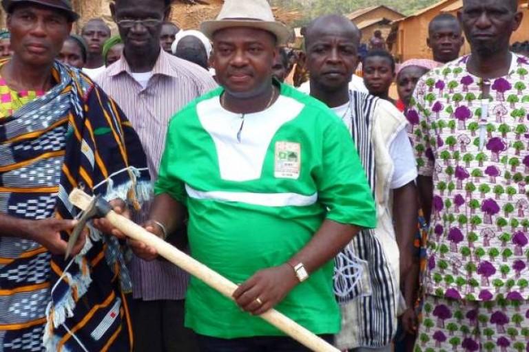 Olivier Akoto met Ouattara en garde pour 2020