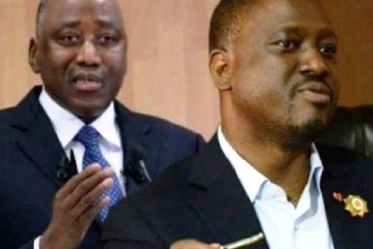 Amadou Gon Coulibaly et Guillaume Soro, la bataille fait rage
