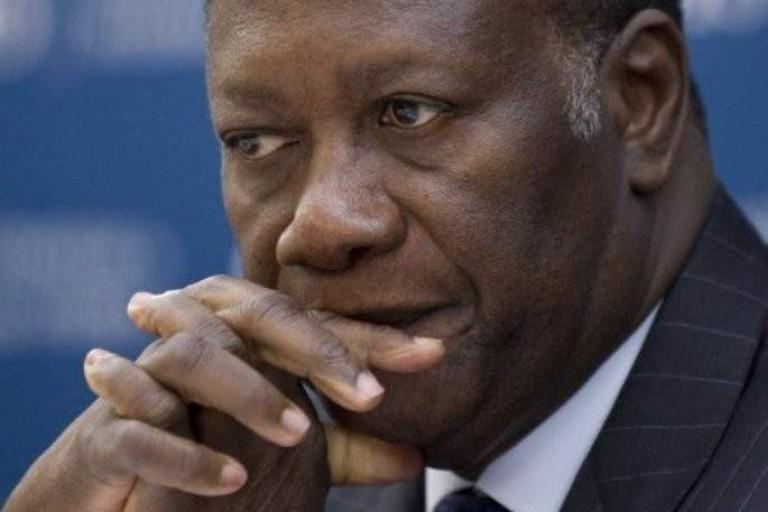 Alassane Ouattara acculée par l'opposition ivoirienne