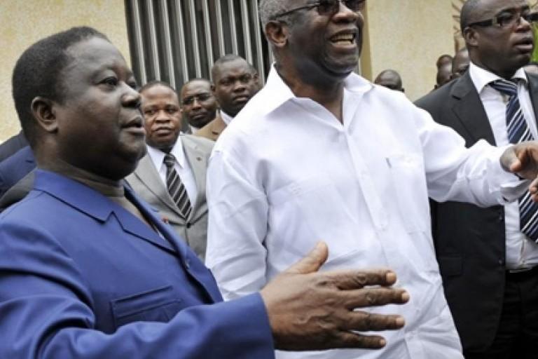Laurent Gbagbo et Bédié auraient pu se manquer