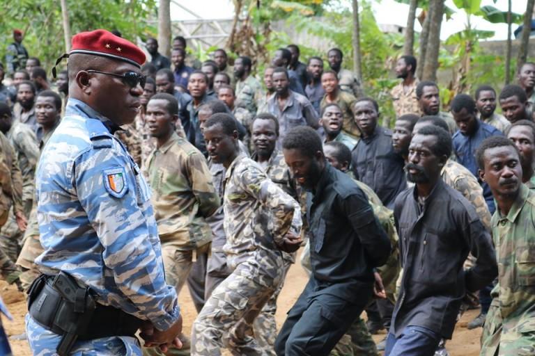 Le général Apalo Touré se replonge dans la formation