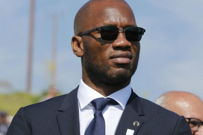 Didier Drogba vise la présidence de la Fédération ivoirienne de football