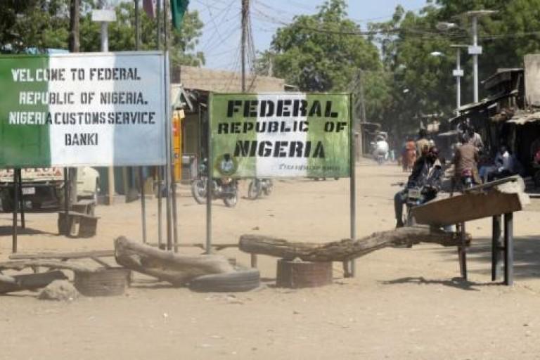 Le Nigeria ferme sa frontière avec le Bénin