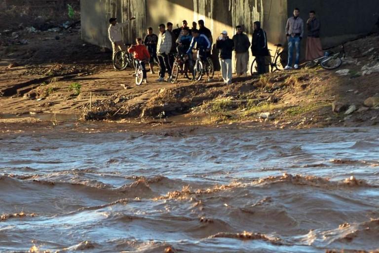 Sept personnes tuées dans une inondation au Maroc
