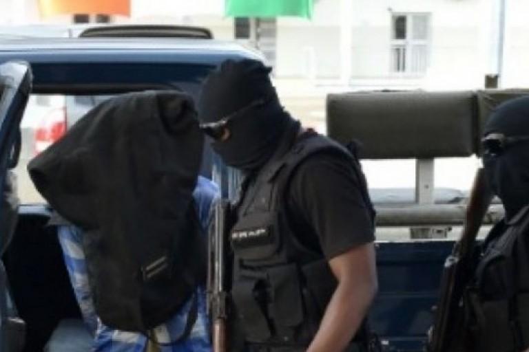 Le Commissaire de Police H.Y a été arrêté et déféré à la Maison d'arrêt militaire