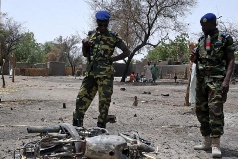 Une femme kamikaze endeuille le Tchad