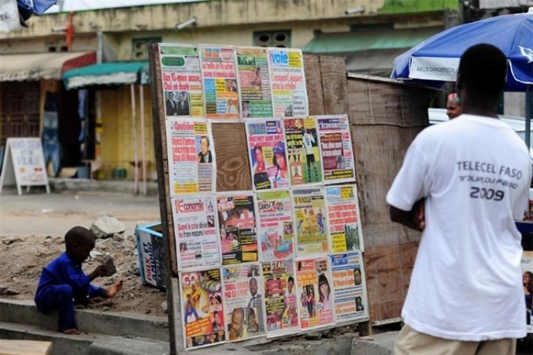 Titrologie : Revue de la presse ivoirienne du  22 février 2020