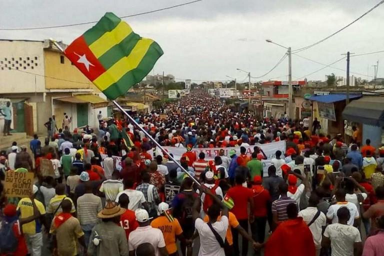 Au Togo, les manifestations publiques désormais sous contrôle