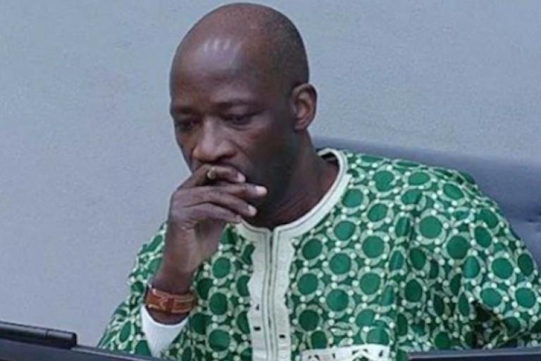 Charles Blé Goudé, ancien chef des jeunes patriotes en Côte d'Ivoire