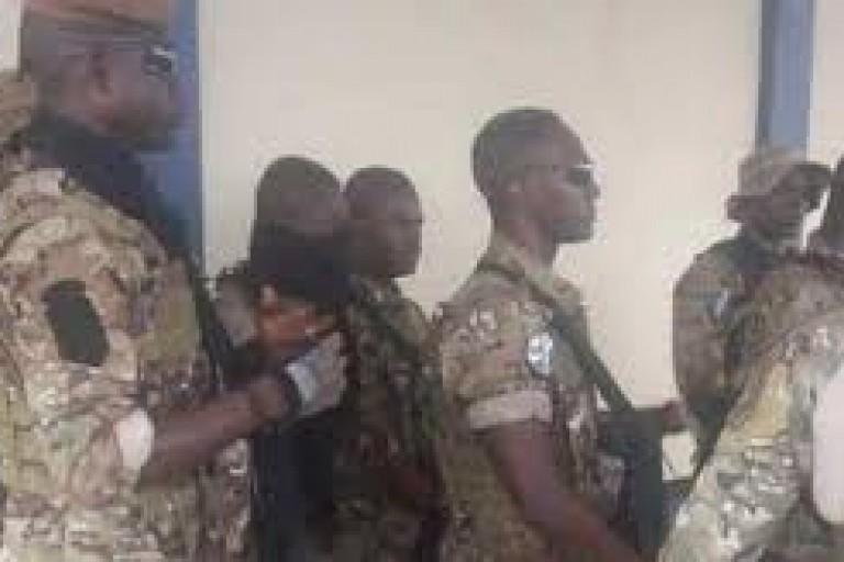 Les éléments des Forces spéciales ont été maîtrisées à la Préfecture de Police