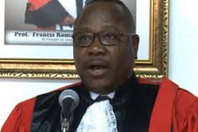 coulibaly Kuibiert, nouveau président de la CEI