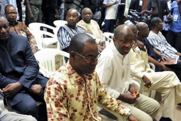 Verdict du procès du putsch manqué au Burkina faso