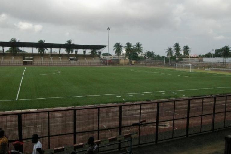 Le stade Champroux a été refusé à l'opposition pour son meeting