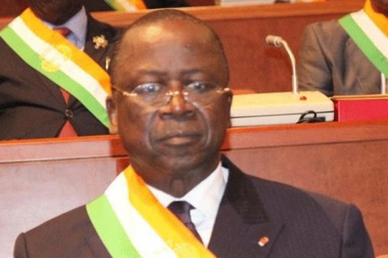 Jeannot Ahoussou-Kouadio, Président du Sénat, atteint du Covid-19