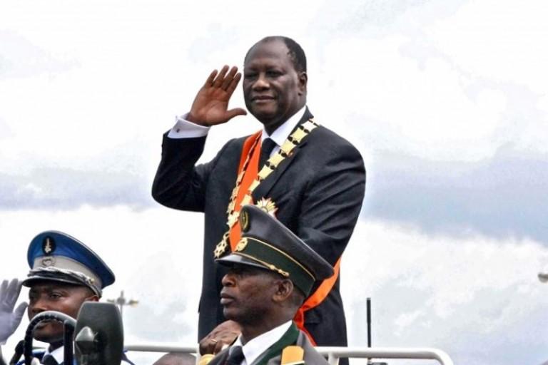 Alassane Ouattara s'arme auprès de la Chine