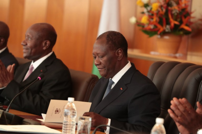 Alassane Ouattara a procédé à un remaniement ministériel