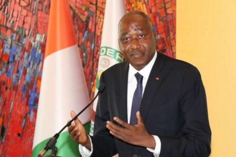 Amadou Gon Coulibaly, Premier ministre ivoirien