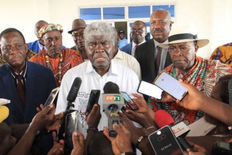 Beugré Mambé désavoue Bédié et le PDCI