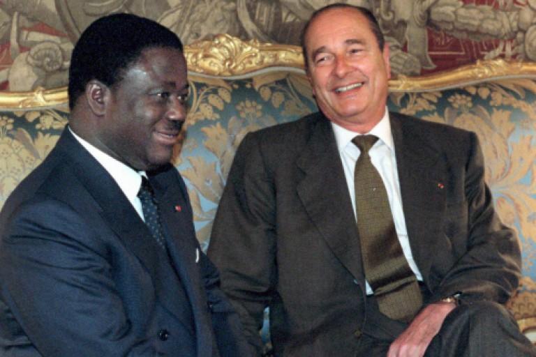 Bédié se souvient de Chirac