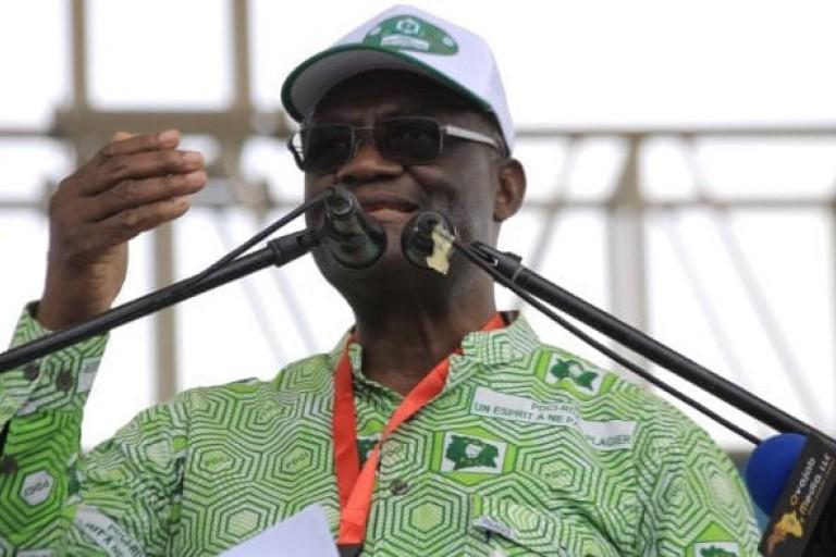 Maurice Guikahué demande la libération des prisonniers politiques