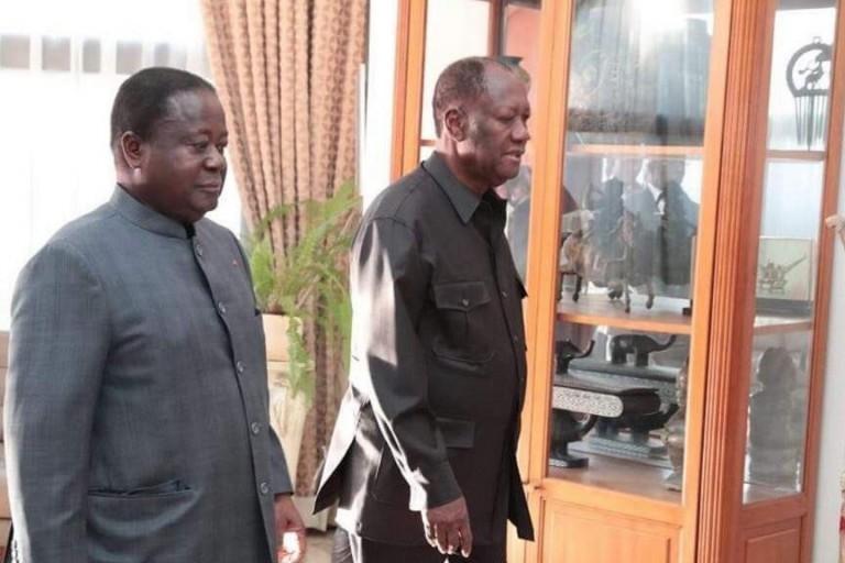 Départ des cadres du PDCI, Henri Konan Bédié accuse