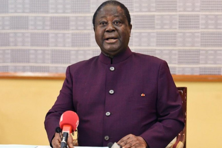 Henri Konan Bédié met Ouattara en garde